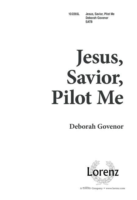 Jesus Savior, Pilot Me