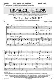 Wake Up, Church, Wake Up!