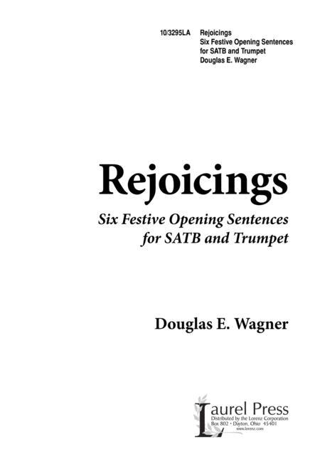 Rejoicings