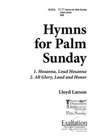 Hymns for Palm Sunday