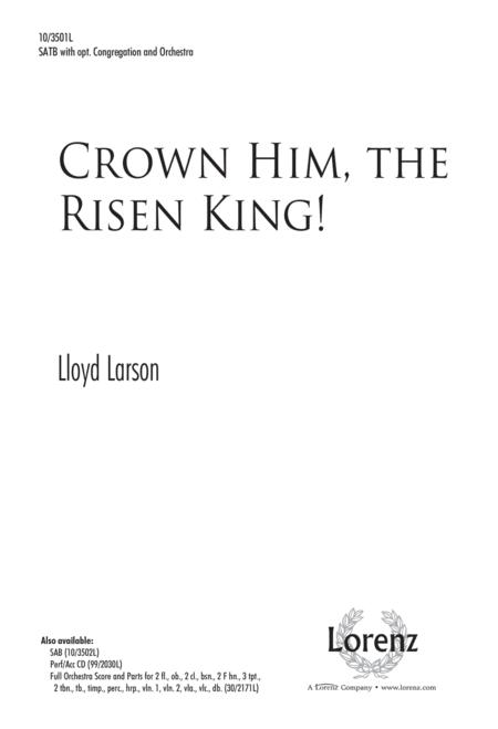 Crown Him, the Risen King!