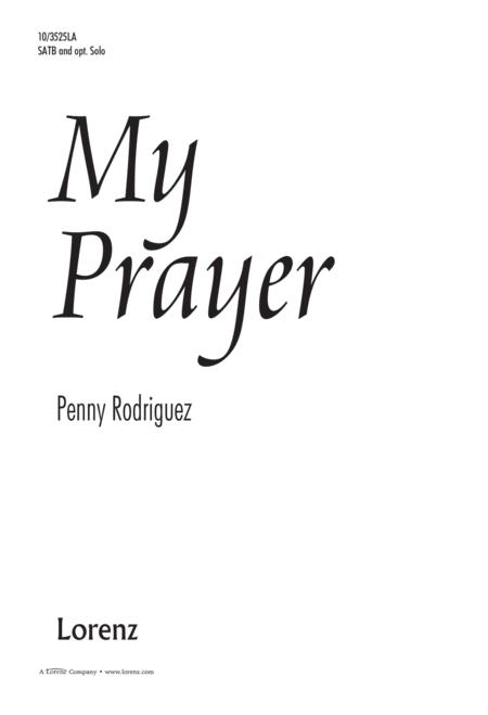My Prayer