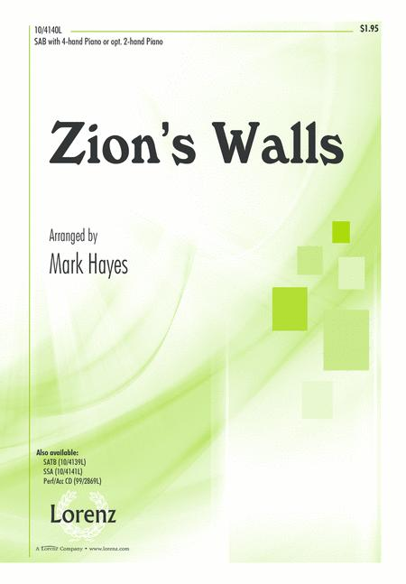 Zion's Walls