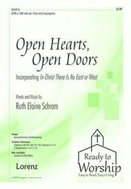 Open Hearts, Open Doors