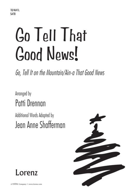 Go Tell That Good News!