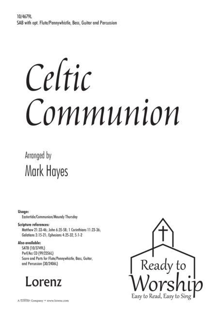 Celtic Communion