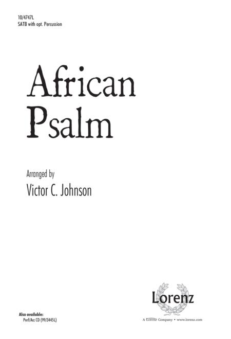 African Psalm