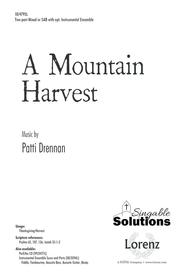 A Mountain Harvest