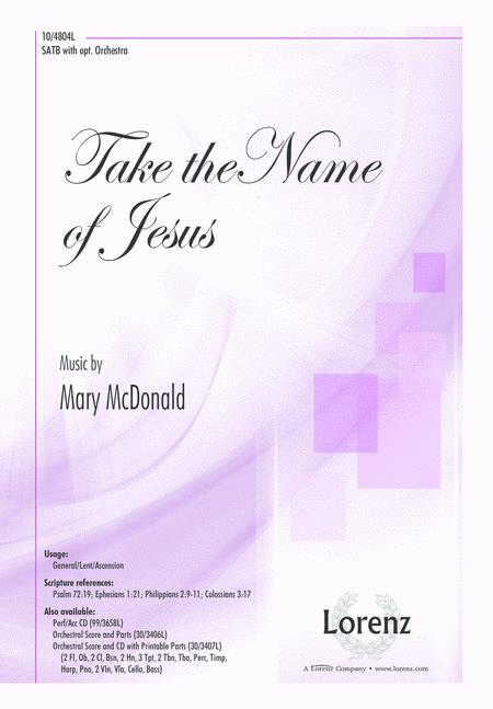 Take the Name of Jesus