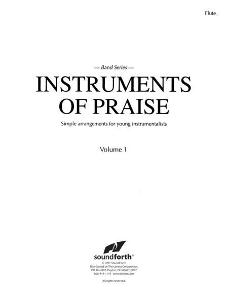 Instruments of Praise, Vol. 1: Flute/Oboe - Insert only
