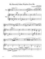Download My Heavenly Father Watches Over Me Sheet Music By