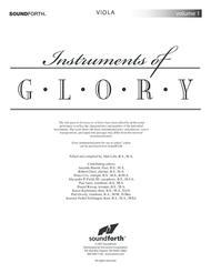 Instruments of Glory, Vol. 1 - Viola