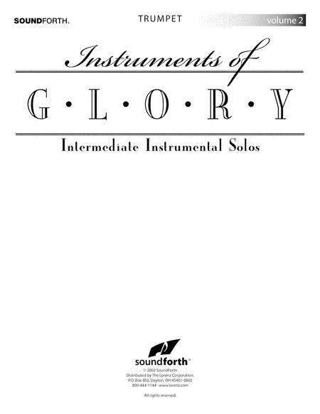 Instruments of Glory, Vol. 2 - Trumpet