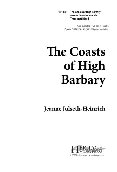 The Coasts of High Barbary