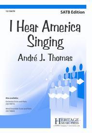 I Hear America Singing