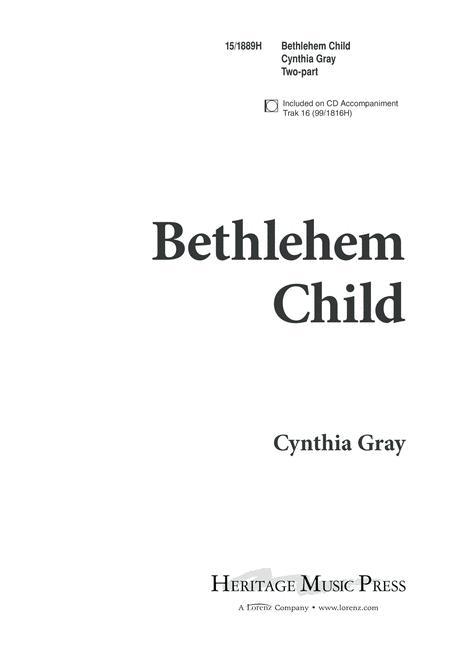 Bethlehem Child