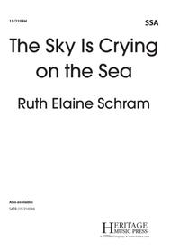 The Sky Is Crying on the Sea