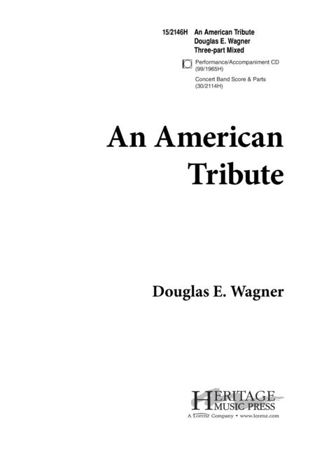 An American Tribute