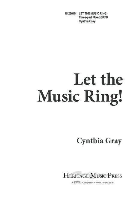 Let the Music Ring!