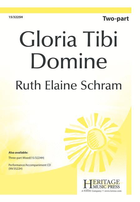 Gloria Tibi Domine