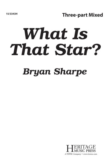 What Is That Star?