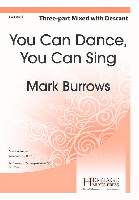 You Can Dance, You Can Sing