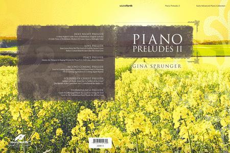 Piano Preludes II
