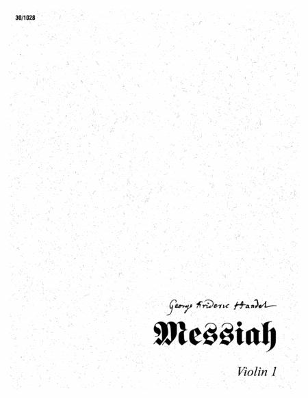 Messiah - Violin I