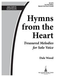 Hymns from the Heart - Low Voice