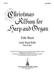 Christmas Album for Harp and Organ - Harp Part