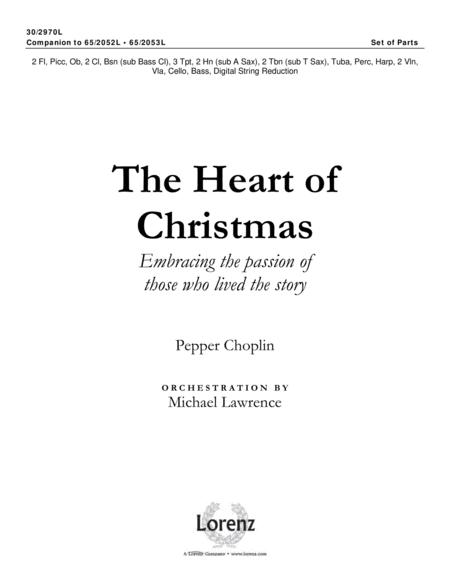 The Heart of Christmas - Set of Parts
