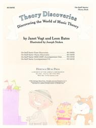Piano Discoveries On-Staff Theory Book