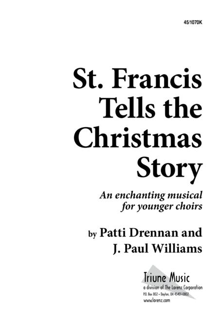 St. Francis Tells the Christmas Story