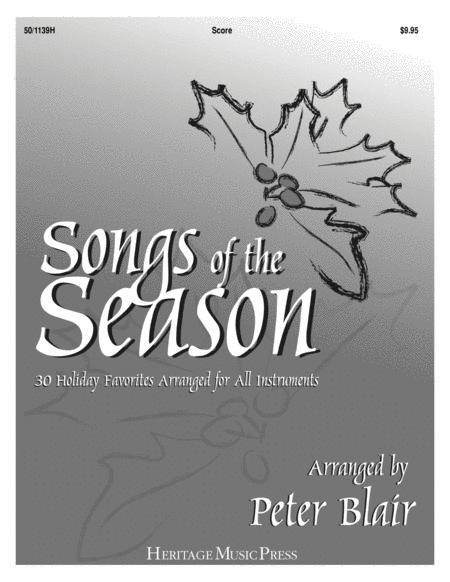 Songs of the Season - Score
