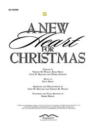 A New Heart for Christmas - Choir Book