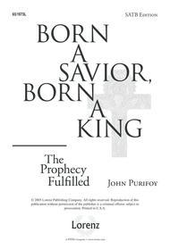 Born a Savior, Born a King