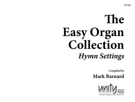 The Easy Organ Collection: Hymn Settings