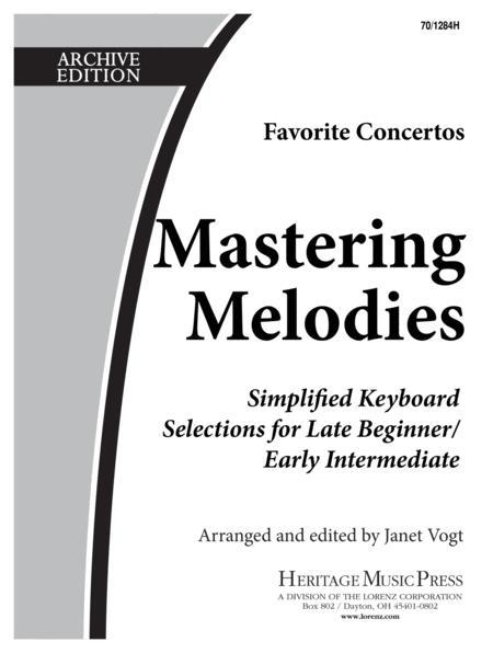 Mastering Melodies: Favorite Concertos