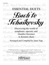 Essential Duets: Bach to Tchaikovsky