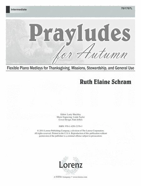 Prayludes for Autumn