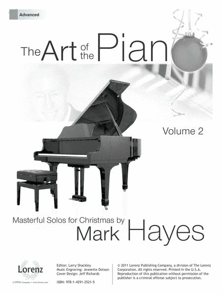 The Art of the Piano, Volume 2