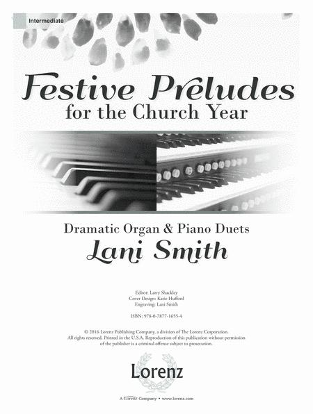 Festive Preludes for the Church Year