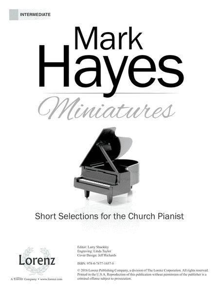 Mark Hayes Miniatures