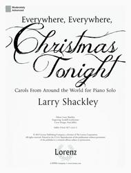 Everywhere, Everywhere, Christmas Tonight