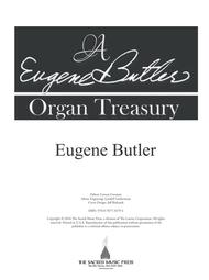 A Eugene Butler Organ Treasury