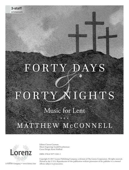 Forty Days & Forty Nights