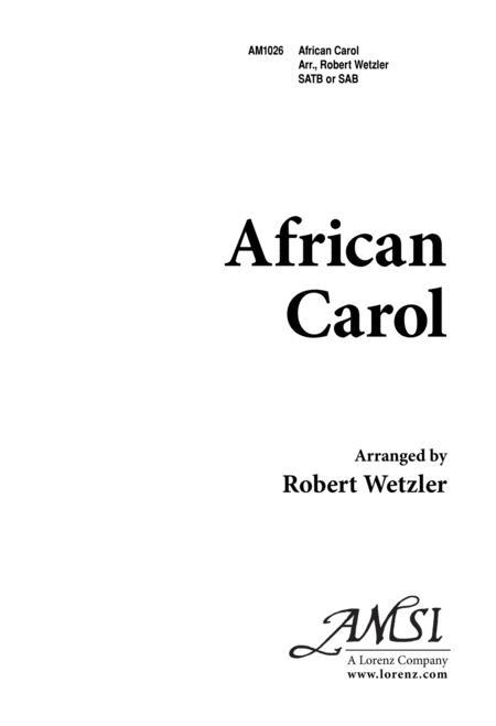 African Carol (Kum Ba Yah)