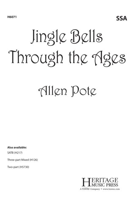 Jingle Bells through the Ages