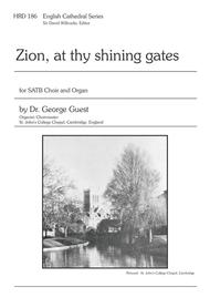 Zion, at Thy Shining Gates