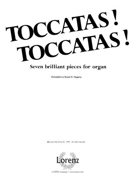 Toccatas! Toccatas!